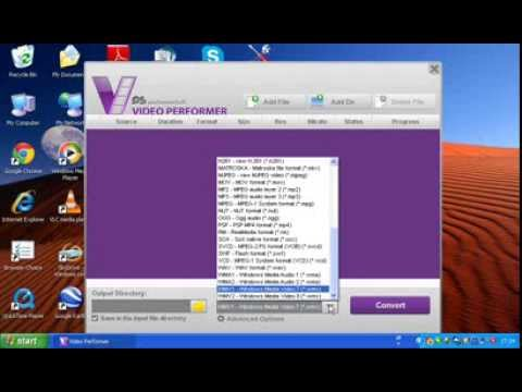 Windows XP How To Download A Video Converter