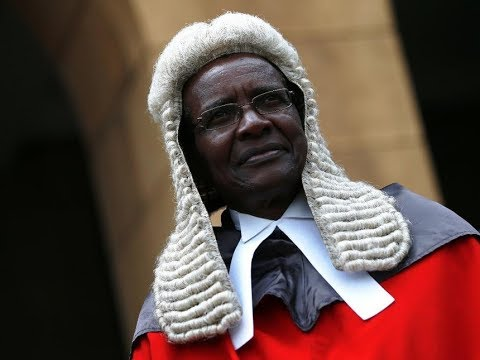 Chief Justice David Maraga responds to attacks on Judiciary