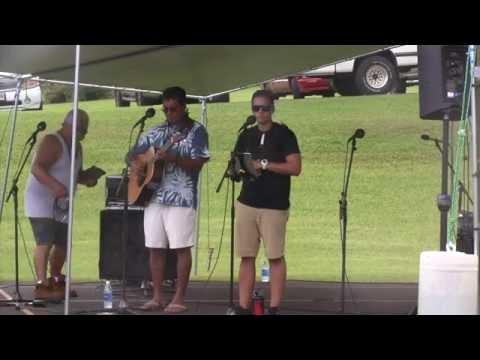 Jon & Jamaica Osorio - Lā Hoʻihoʻi Ea Hāmākua 2016