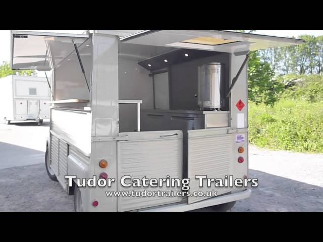 Tudor Catering Trailers
