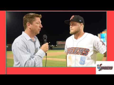 Post Game Chats - Brennon Lund - Angels Prospect