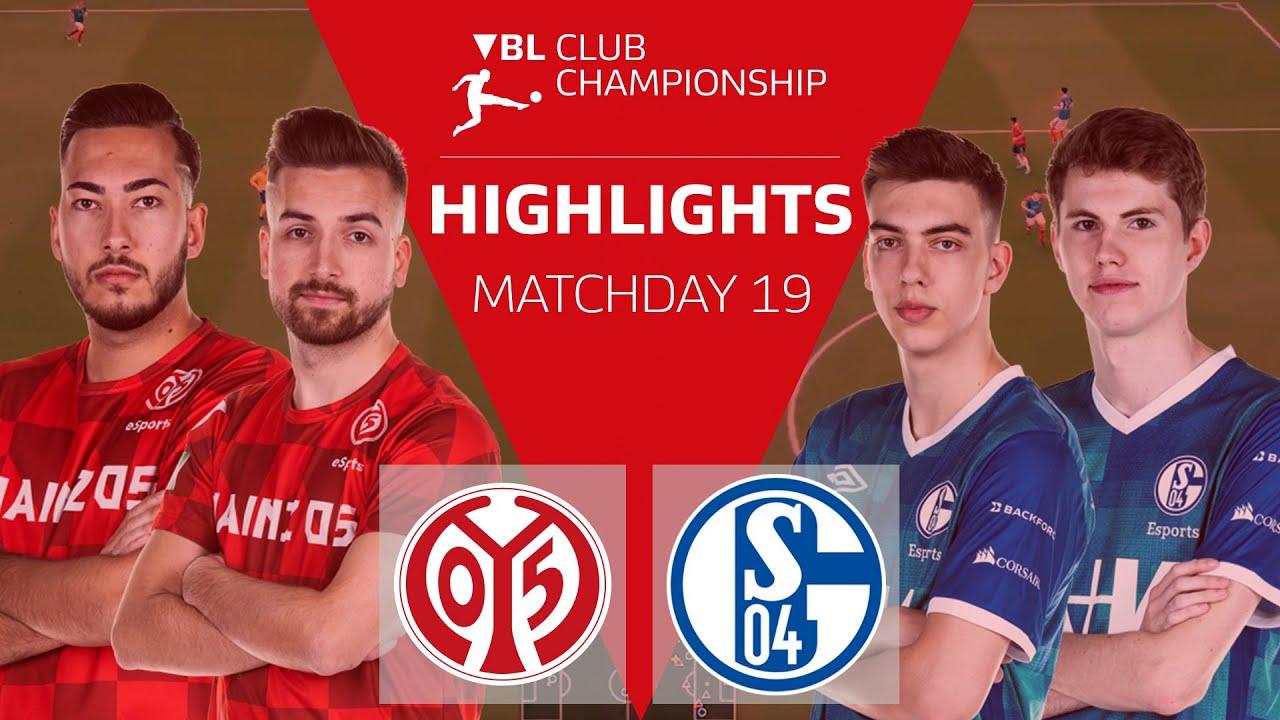 Schalke Mainz Highlights