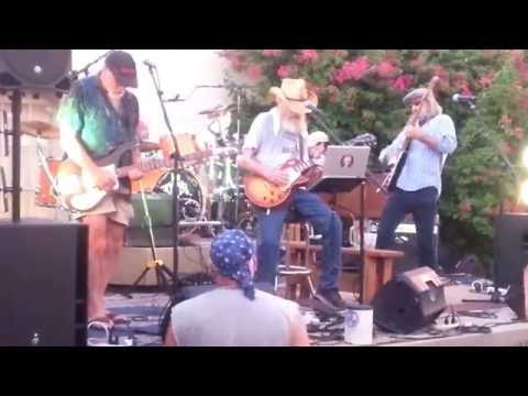 "Top Dead Pelicans at the hut 8/13/16 - ""fire on the mountain"" - ""franklins tower"""