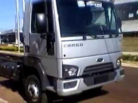 Chegada Do Ford Cargo 1119 Youtube