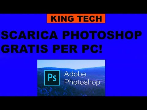 come scaricare photoshop cs6 gratis in italiano per macungie
