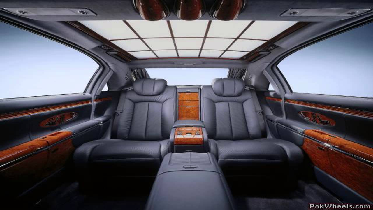 2010  2011 Maybach 62s exterior and Interior Cars 62 S driving on the road  YouTube