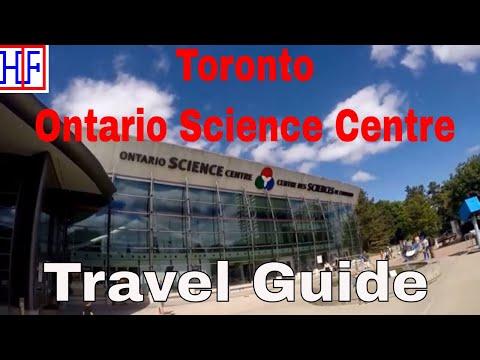 Toronto | Ontario Science Centre | Tourist Attractions | Episode# 13