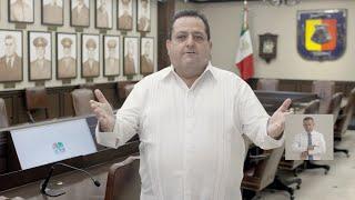Miniatura de video Mensaje del gobernador Carlos con motivo del año nuevo 2021