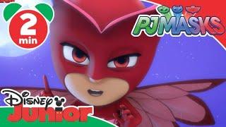 PJ Masks Super Pigiamini | Vista Gufetta - Disney Junior Italia