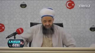 Cübbeli Ahmet Hoca - Yaşar Nuri Öztürk'ün Annesine şikayet