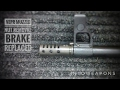 How To Remove VEPR Muzzle Nut / Thread Protector - AK Brake Install