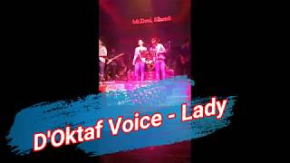 Gambar cover D'Oktaf Voice - Lady