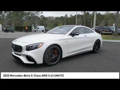 2020 Mercedes-Benz S-Class Daytona Beach FL LA041895 - YouTube