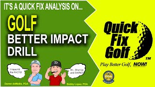 Don't interfere with your golf swing impact