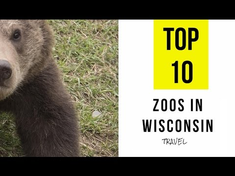 TOP 11. Best Zoos in Wisconsin