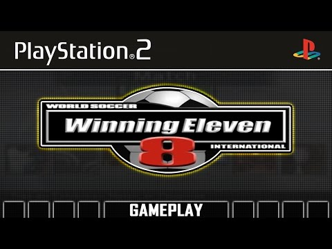 World Soccer Winning Eleven 8 International [PS2] Gameplay