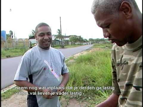 1en1is3 | Eigen schuld dikke bult(Surinaamse film)