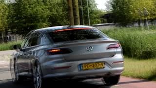De gloednieuwe Volkswagen Arteon