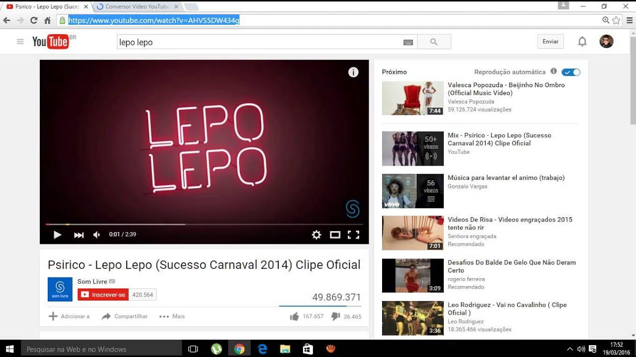 como baixar musicas direto  do youtube sem programas