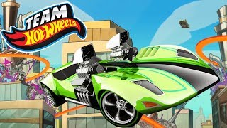 Команда Hot Wheels: За гранью воображения 3. Догонялки с хомяком