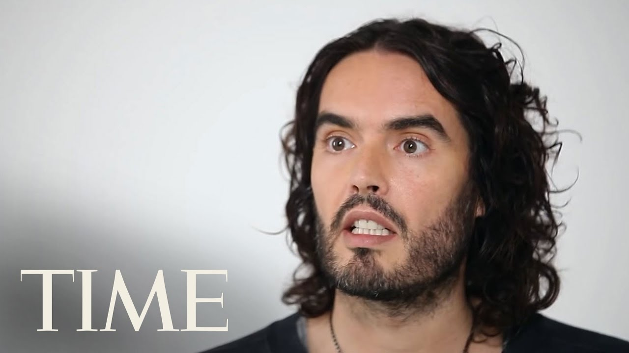 russell brand explains how you start a revolution time youtube. Black Bedroom Furniture Sets. Home Design Ideas