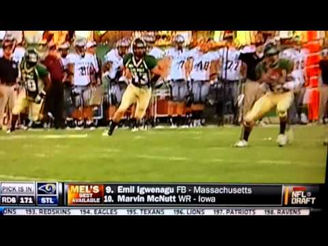 Baltimore Ravens 2012 NFL Draft 5th round pick CB Asa Jackson