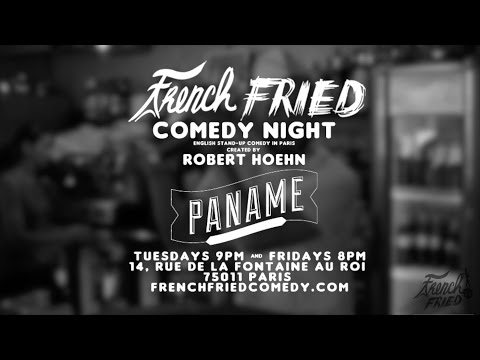 Wary Nichen At FRENCH FRIED COMEDY NIGHT