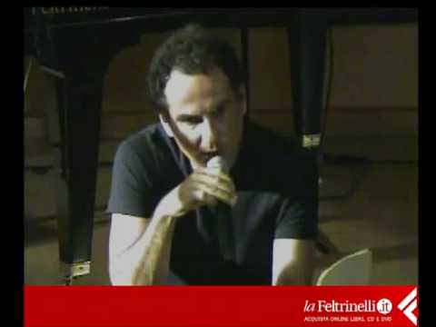 Andrea de carlo presenta due di due lafeltrinelli youtube for Andrea de carlo due di due