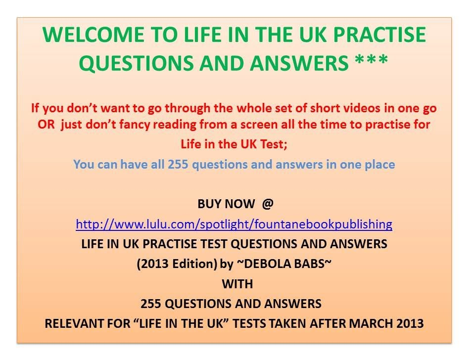 questions and answers britain So, in this article we've prepared a list of 50 of the most common interview questions, structured by category, and with explanations on how to answer that type of question well  the best way to prepare is by reading as many interview questions and answers as possible.