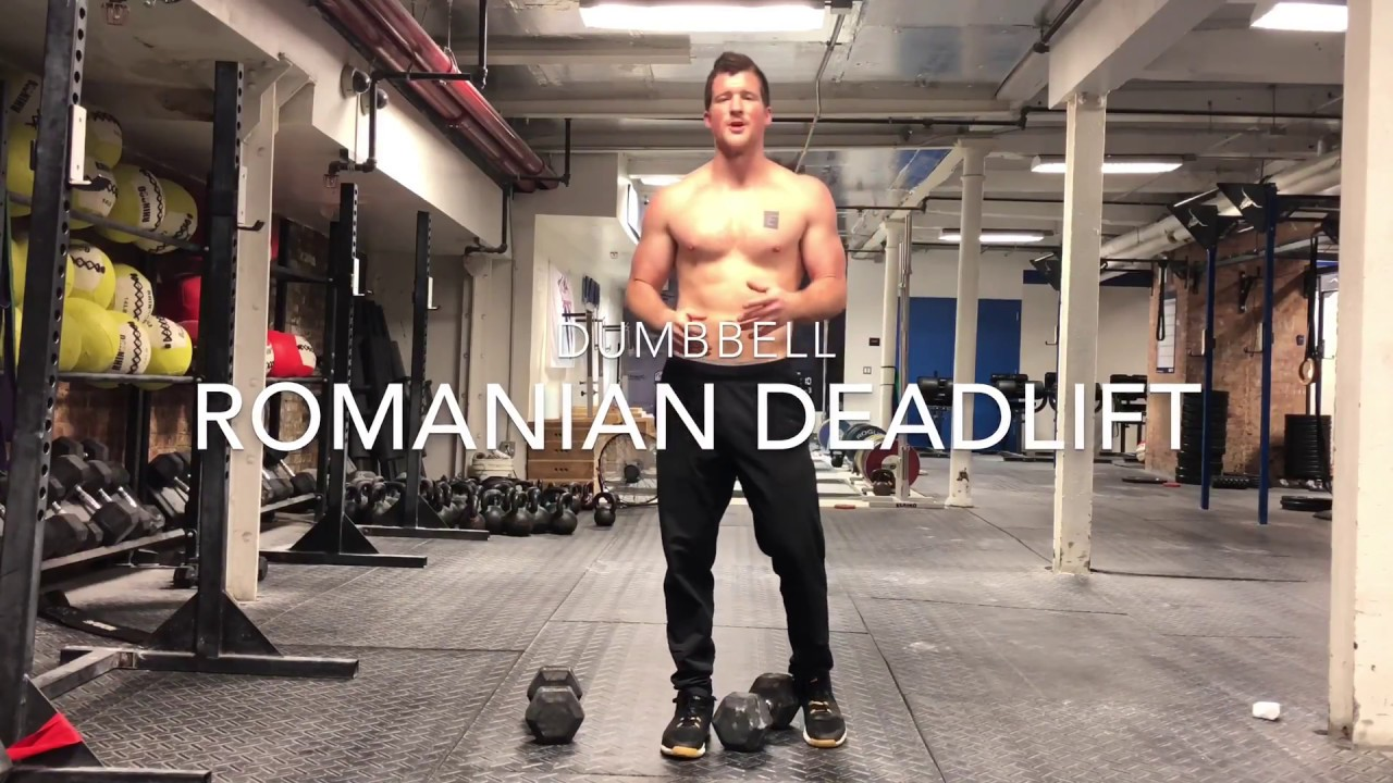 Romanian Deadlift - Form, Muscles Worked, and How-To Guide - BarBend