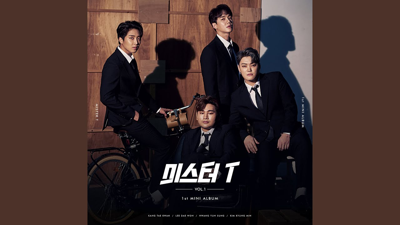 MISTER T - My Love, My Life (Hwang Yun Sung Solo) (사랑아 인생아 (황윤성 Solo))