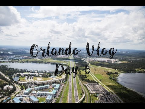 Orlando Florida Vlog Day 6: Helicopter tour & Outdoor World