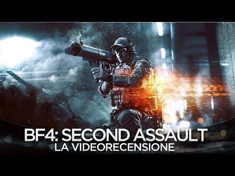 Battlefield 4 Second Assault Video Recensione HD ITA Everyeye.it