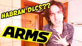 5 personajes en ARMS - NO QUIERO POSIBLES DLCs - Nintendo Switch