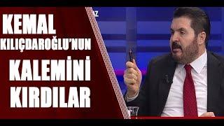 Kılıçdaroğlu'nun Kalemini Kırdılar!