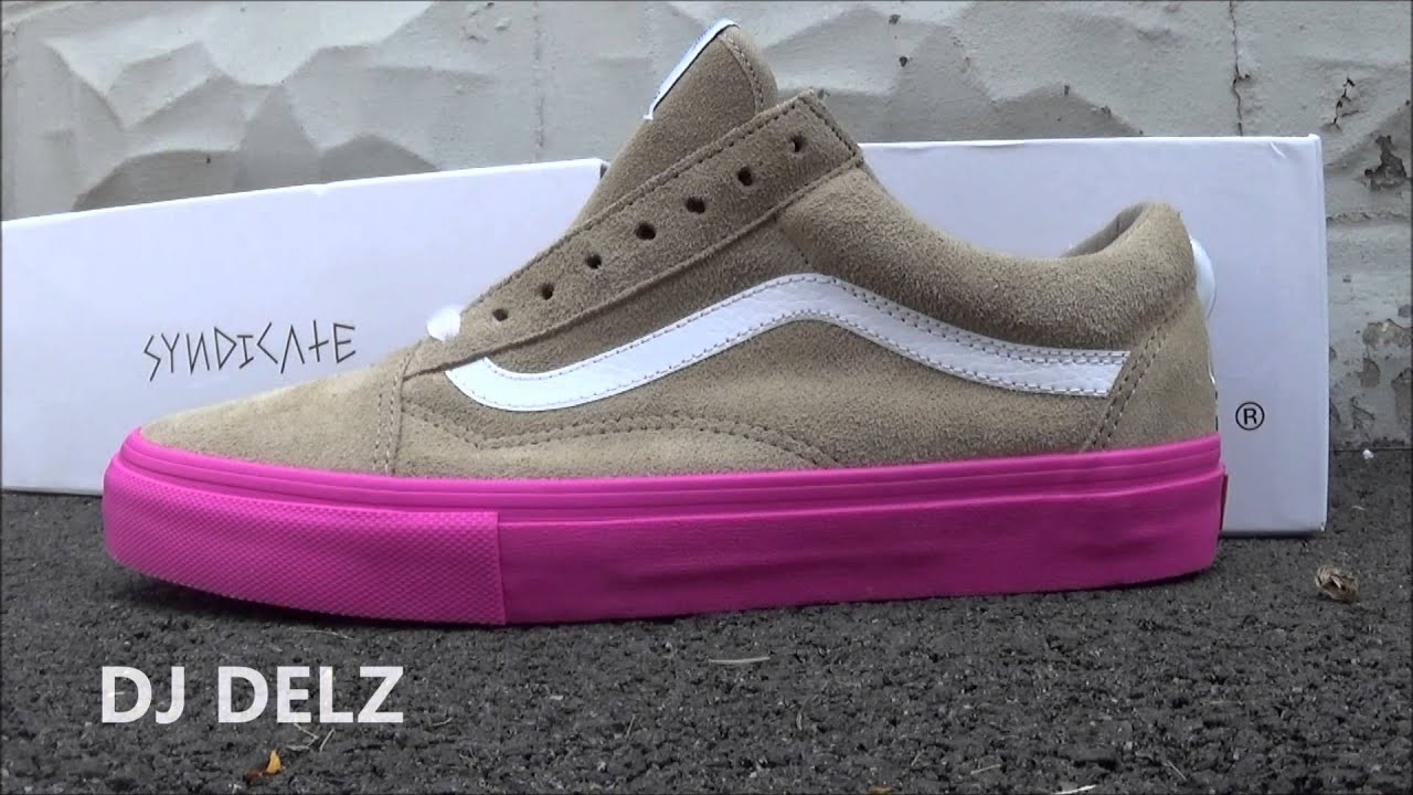 c4cae05b3e8d Tyler The Creator Golf Wang Vans Old Skool Pro Sneaker Review + On Foot ! Odd  Future !