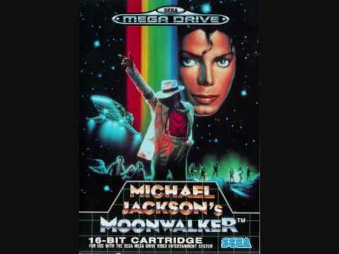 Michael Jackson   Smooth Criminal Moonwalker Sega Mega Drive HQ