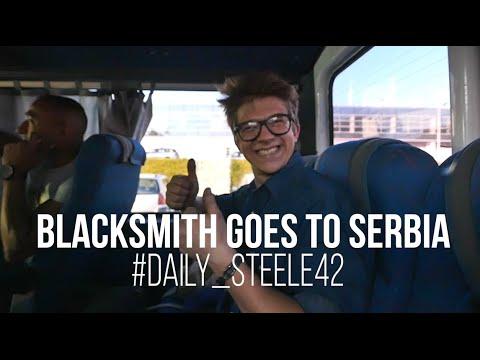 Blacksmith Goes to Serbia!