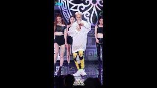 [예능연구소 직캠] MINO - FIANCÉ (Vertical ver.), 송민호 - 아낙네 @Show Music Core 20181201