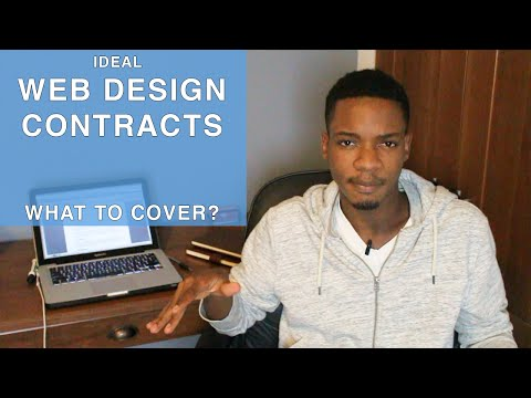 The Perfect Web Design Contract