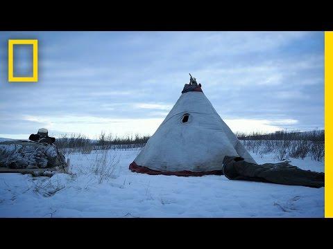 Gettin' the Tent Up | Life Below Zero