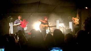 JUST ONE DAY - MIGHTY OAKS - Live from Milan (14/12/2014)