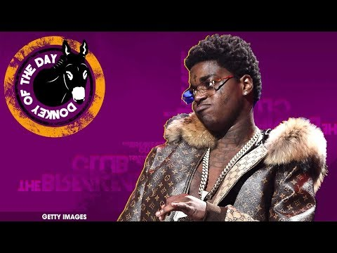 DJ Fountz - The Breakfast Club's Donkey of the Day is Kodak Black