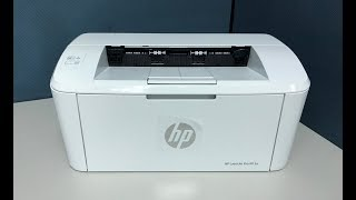 HP LaserJet Pro M15a Printer Unboxing
