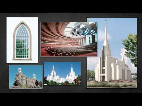 Reading Temples - Understanding LDS Symbology
