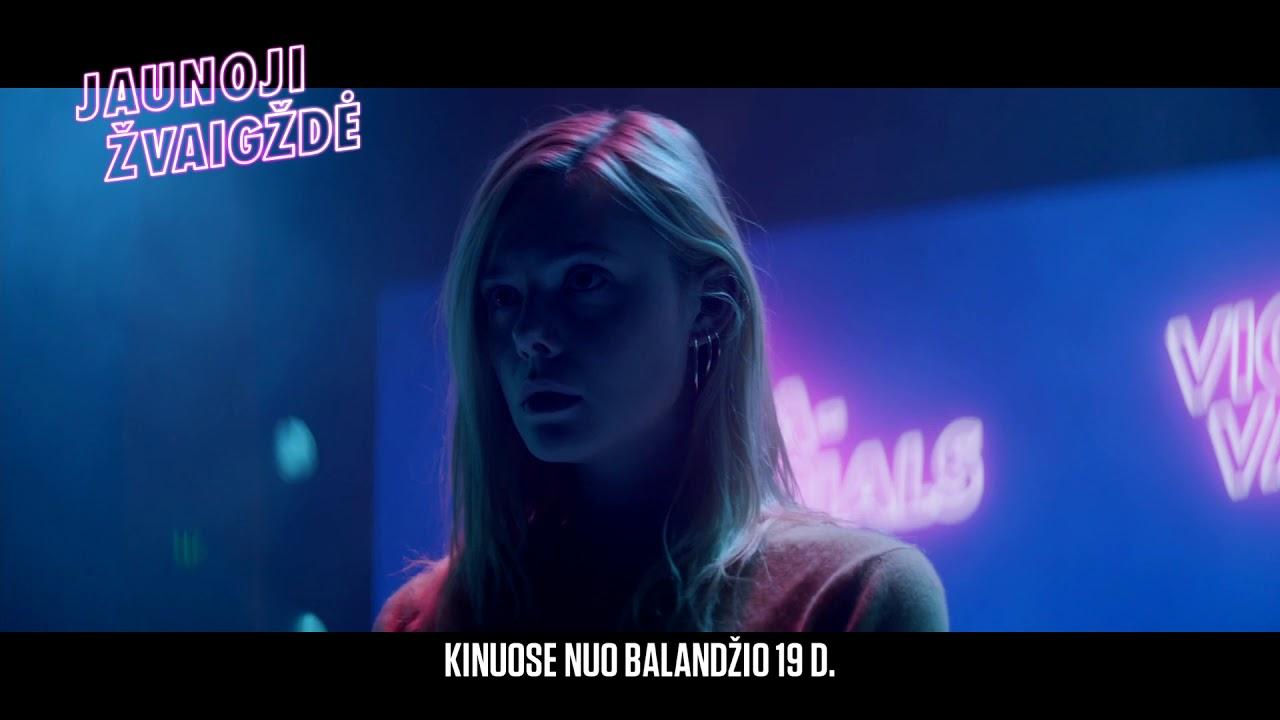 JAUNOJI ŽVAIGŽDĖ / Teen Spirit - kinuose nuo BALANDŽIO 19 dienos