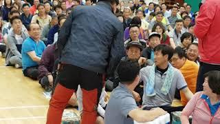 21회 경남노회 남선교회 체육대회(경품추첨)
