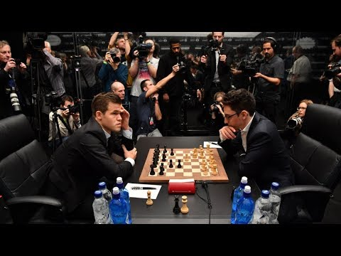 America's top player faces reigning champ in the World Chess Championship l FiveThirtyEight