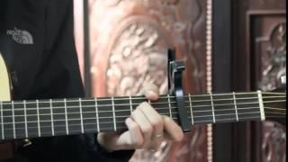 REC CODO - Đường Về Nhà -  Cover Guitar