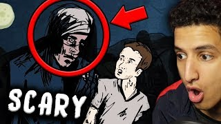 He SURVIVED living in a HAUNTED HOUSE... (Scary True Haunted House Horror Story)